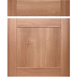 IT Kitchens Westleigh Walnut Effect Shaker Drawerline Door