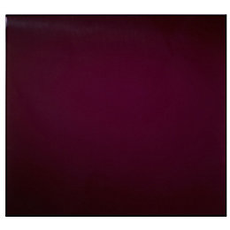 Cooke & Lewis Raffello High Gloss Aubergine Deep