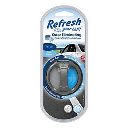 Refresh New Car & Cool Breeze Dual Car
