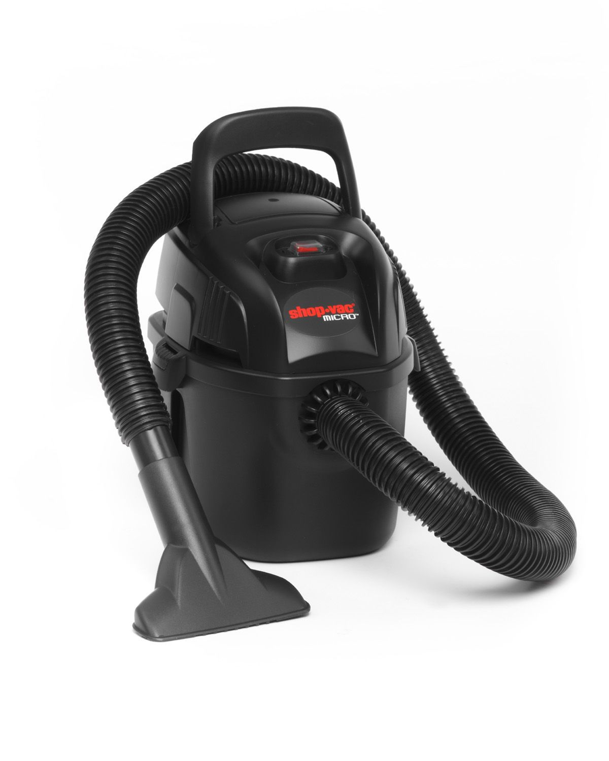 Shop Vac Micro Corded 4l Bagged Wet & Dry Vacuum Mcs-sq11