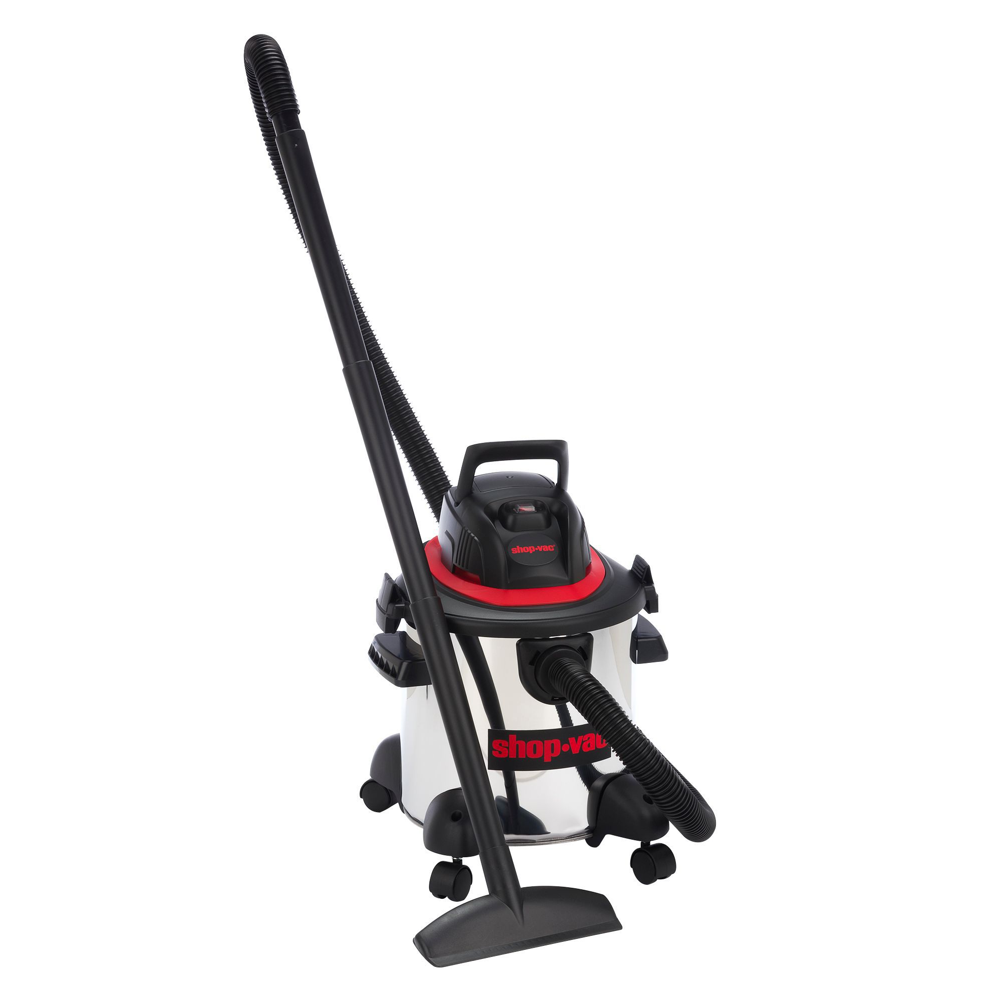 Shop Vac Life Corded Bagged Wet & Dry Vacuum Cleaner Mca11-sq11