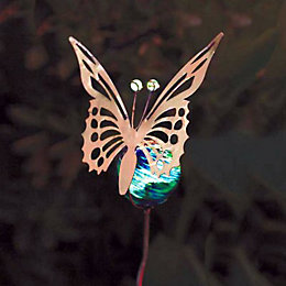 Illuminarie Butterfly Decorative Stake
