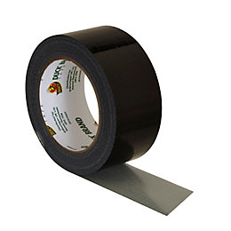 Duck Ultimate Black Tape (L)25m (W)50mm