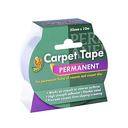 Duck Carpet Tape (L)10m (W)50mm