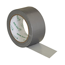 Duck Original Silver Tape (L)25m (W)50mm