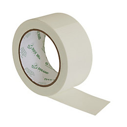 Duck Original White Tape (L)25M (W)50mm