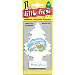 Little Trees Woven Whites Air Freshener