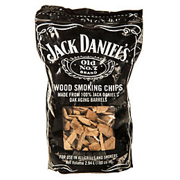 Jack Daniels Smoking Chips 1kg Pack