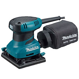 Makita Corded 200W 240V 1/4 Sheet Sander BO4555