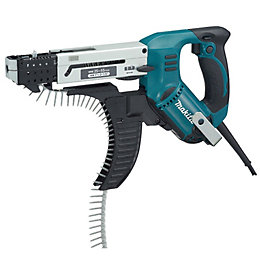 Makita Corded 470W 110V Screwdriver 6843