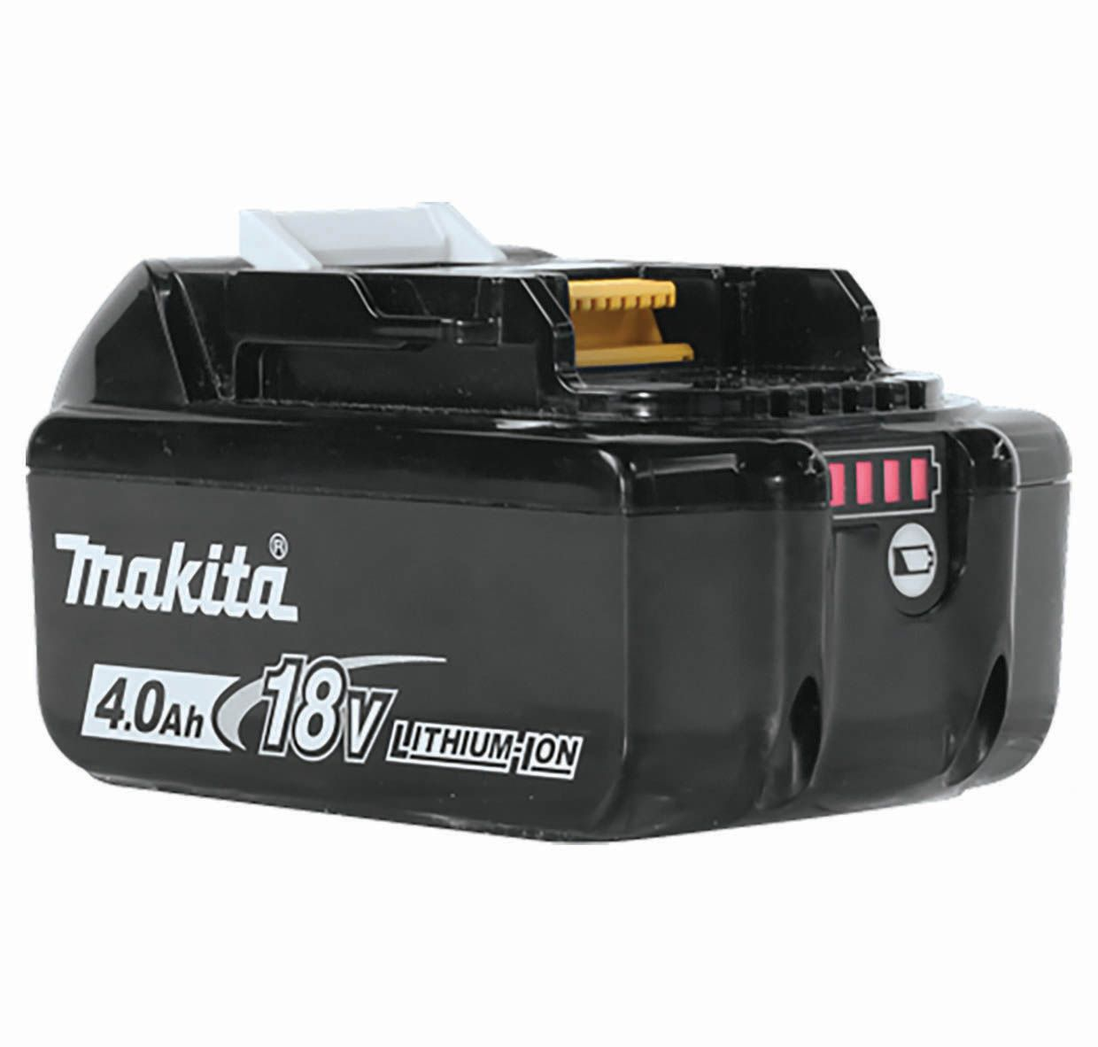 makita lxt 18v li ion 4ah battery departments diy at b q. Black Bedroom Furniture Sets. Home Design Ideas