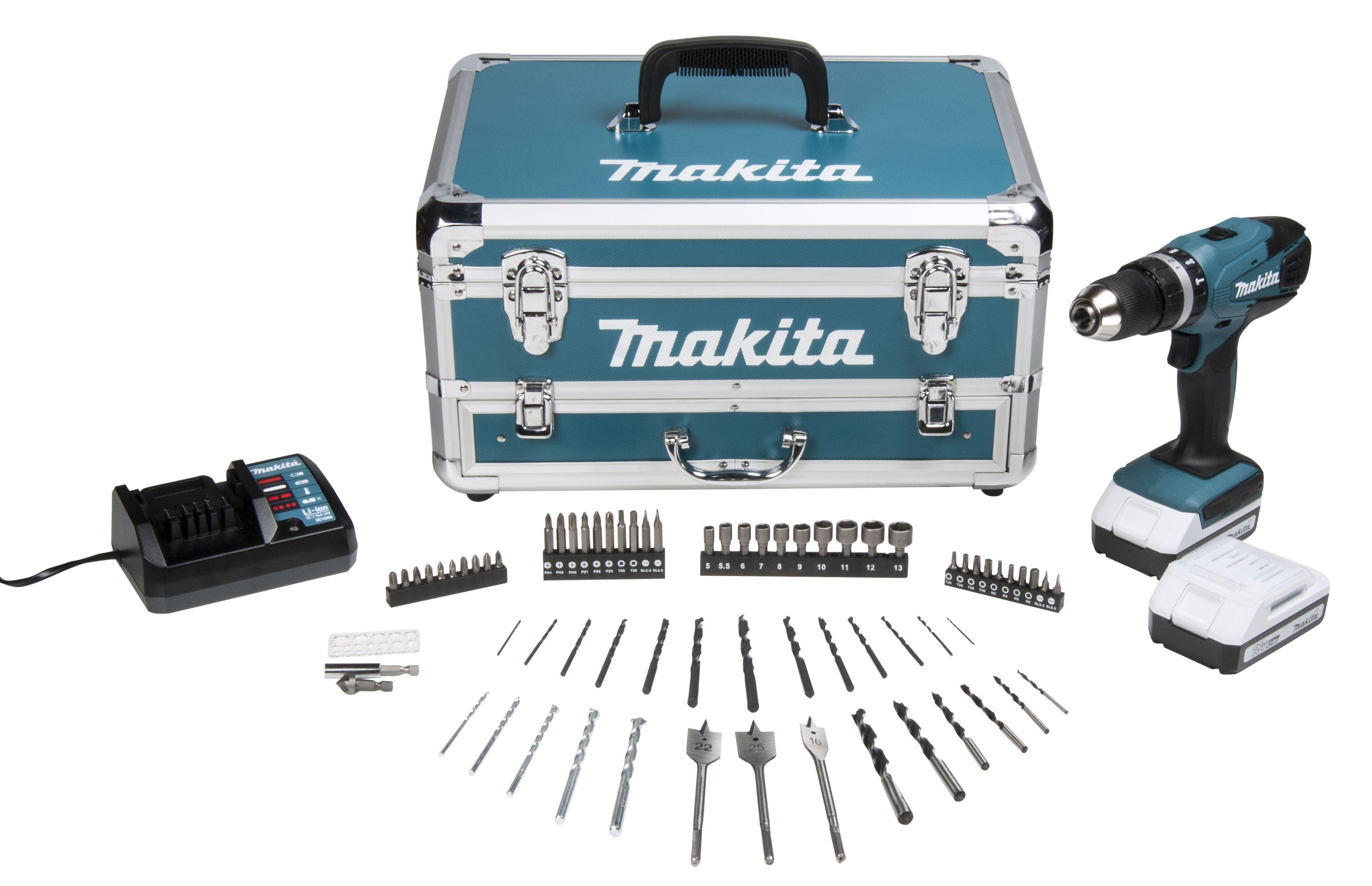 makita g series cordless 18v 1 3ah li ion combi drill. Black Bedroom Furniture Sets. Home Design Ideas