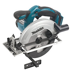 Makita LXT 18V 165mm Cordless Circular Saw DSS611Z