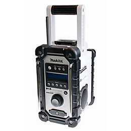 Makita LXT Site Radio DMR104 - WHITE