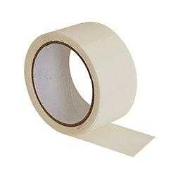 B&Q Tape (L)10m (W)50mm