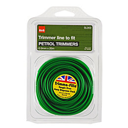 B&Q Trimmer Line to Fit Petrol Trimmers (T)2mm