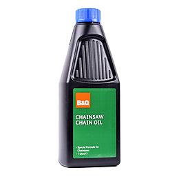 B&Q Chainsaw Oil 1L