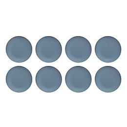 B&Q Grey Rubber Self Adhesive Glide (Dia)25mm, Pack