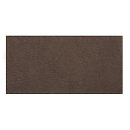 B&Q Brown Felt Self Adhesive Pad Protector (Dia)50mm