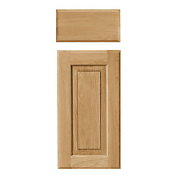 Cooke & Lewis Chesterton Solid Oak Classic Drawerline
