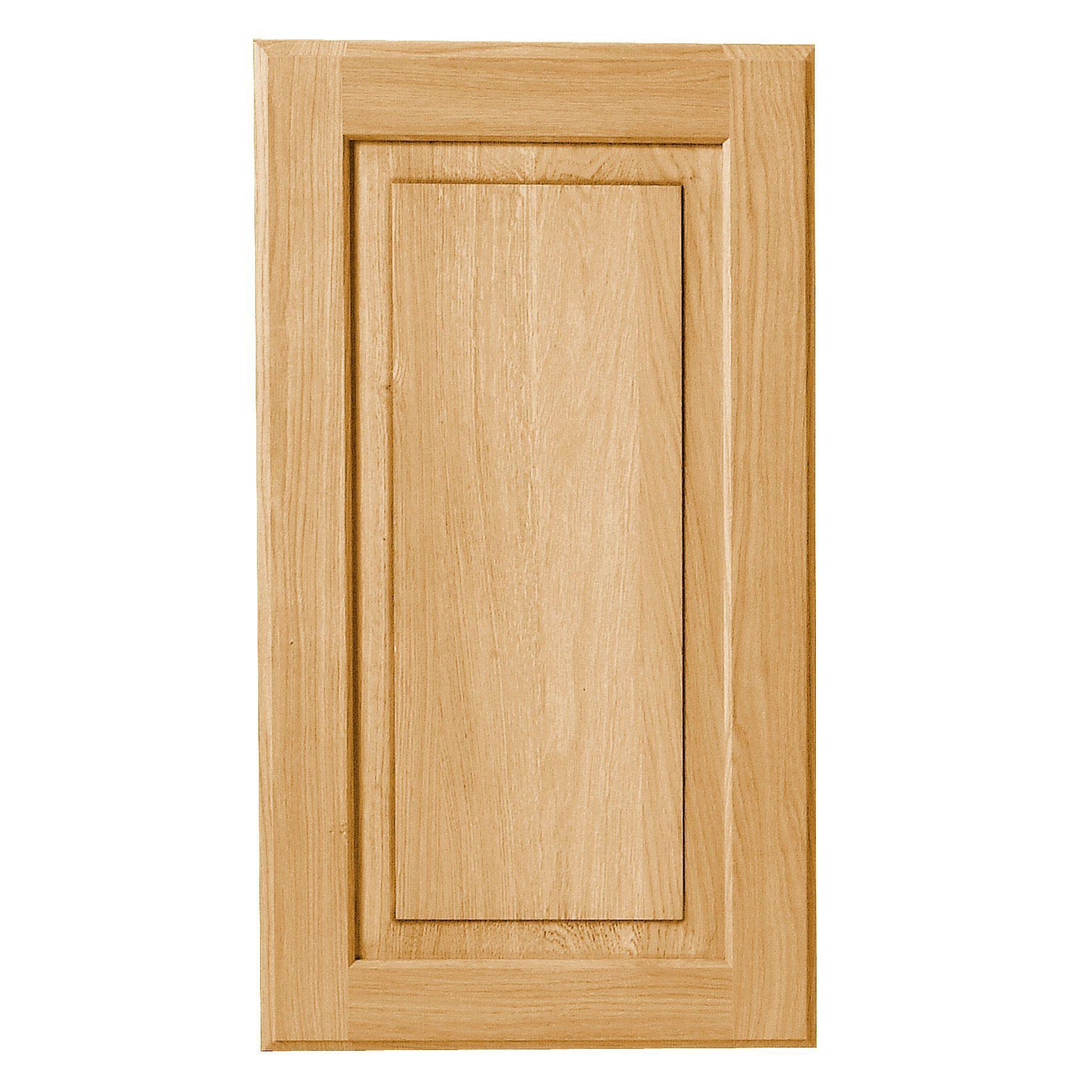B Q Kitchen Cabinet Doors: Cooke & Lewis Chesterton Solid Oak Classic Standard Door