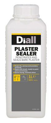 b q quick dry ready to use plaster sealant 1l. Black Bedroom Furniture Sets. Home Design Ideas