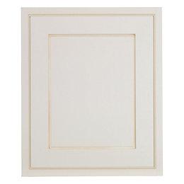 Cooke & Lewis Woburn Framed Fixed Frame Integrated