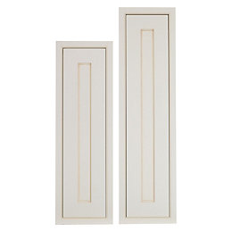 Cooke & Lewis Woburn Framed Tall Larder Door