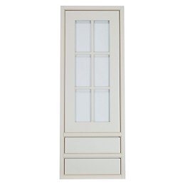 Cooke & Lewis Woburn Framed Tall Dresser Door