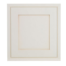 Cooke & Lewis Woburn Framed Fixed Frame Semi-Integrated