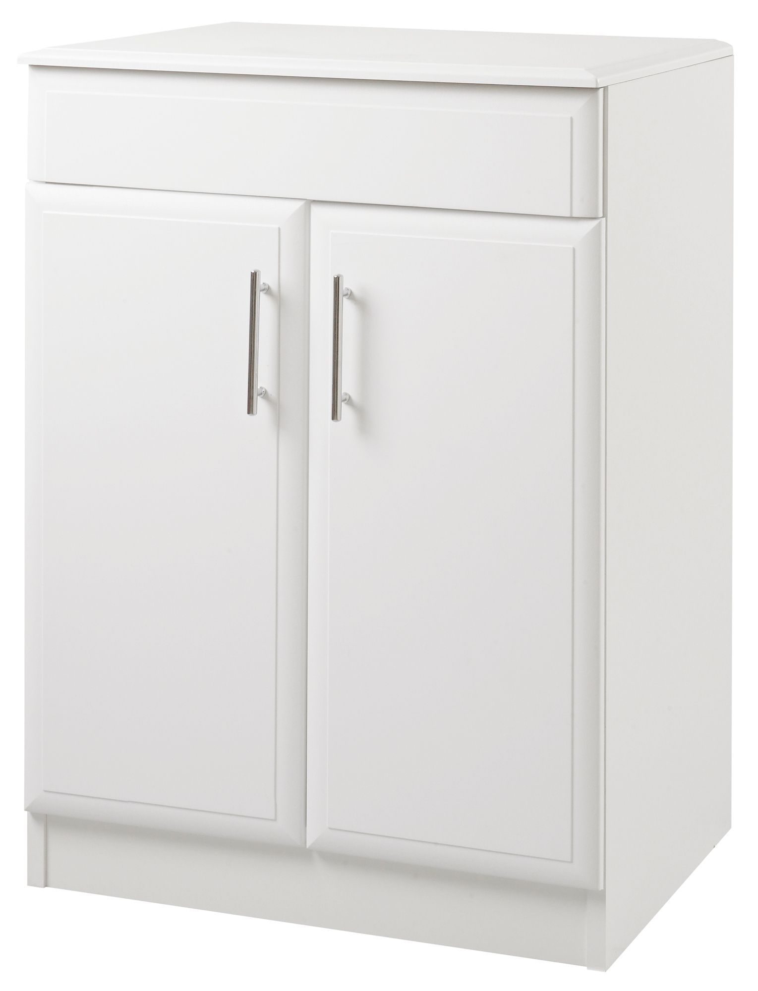 Bathroom Cabinets Uk Bq Bq White Vanity Unit Departments Diy At Bq