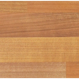 Premium Kitchens Cherrywood Effect Butcher's Block Worktop