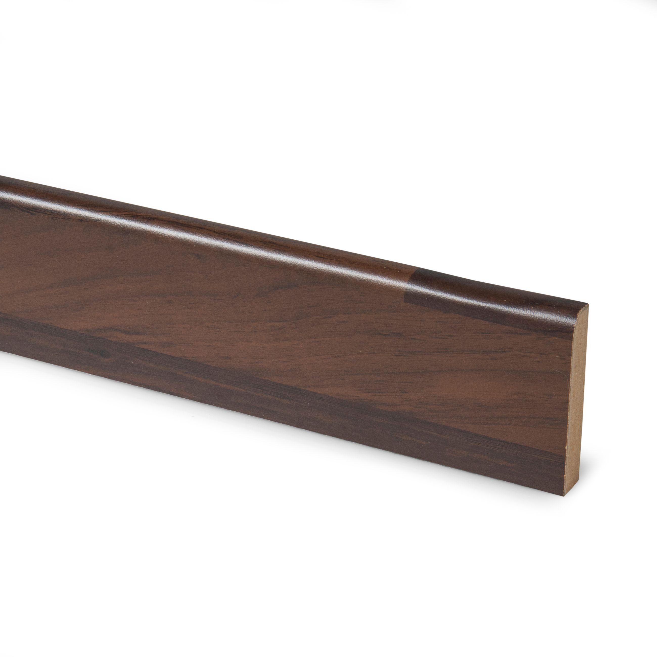 12mm walnut butchers block laminate upstand departments