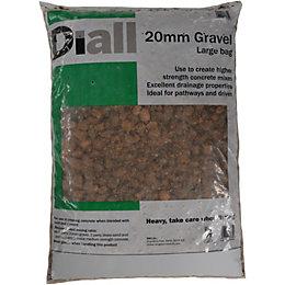 Diall 20 mm Gravel