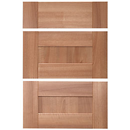 IT Kitchens Westleigh Walnut Effect Shaker Drawer Front
