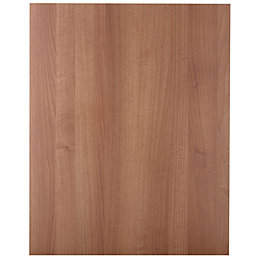 IT Kitchens Walnut Style Modern Modern End Panel