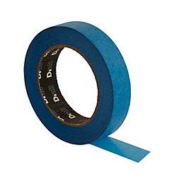 B&Q Masking Tape (L)50m (W)25mm