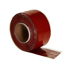 B&Q Self-Fusing Tape (L)3m (W)25.4mm