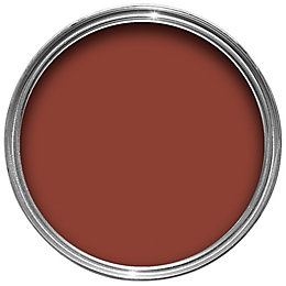 Colours Brick Red Matt Masonry Paint 2.5L