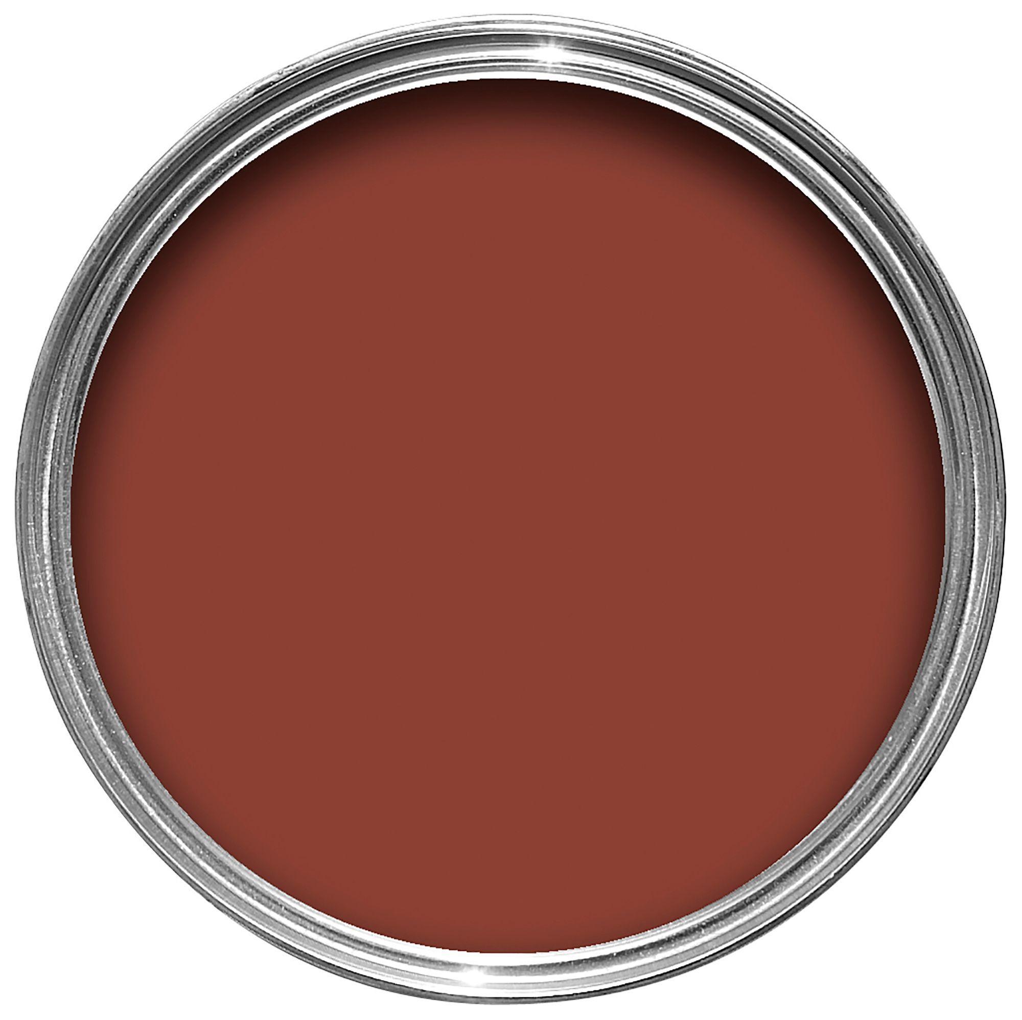 Colours brick red textured matt masonry paint 2 5l departments diy at b q - Exterior textured masonry paint model ...