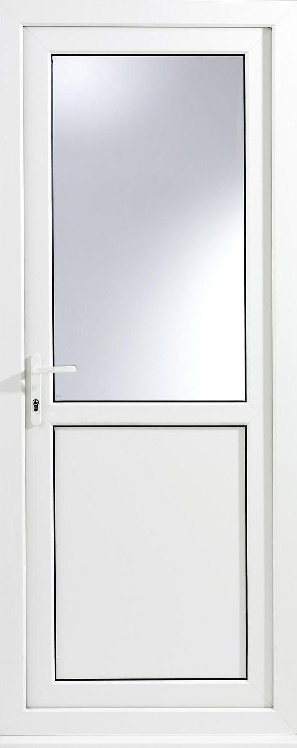 Garage doors wooden electric garage doors diy at b q for Back door and frame set