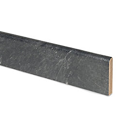 12mm Basalt Slate Grey Laminate Upstand