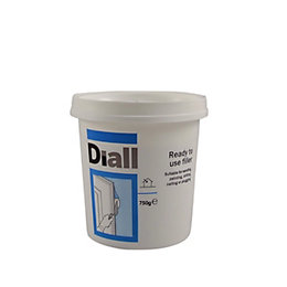 Diall Ready Mixed Filler 750G