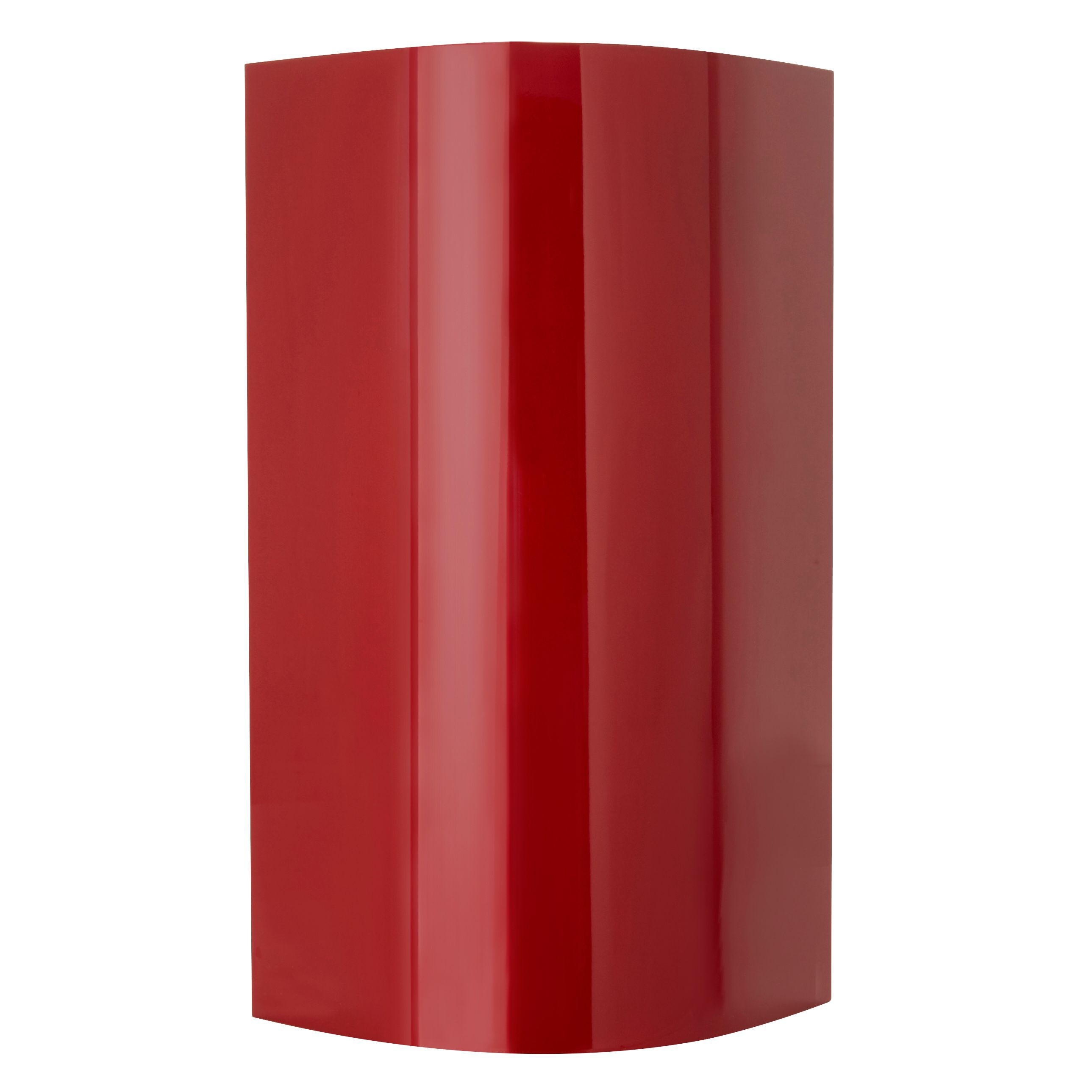 Cooke lewis high gloss red high gloss red external for Red high gloss kitchen doors