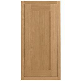 Cooke & Lewis Carisbrooke Oak Framed Tall Standard