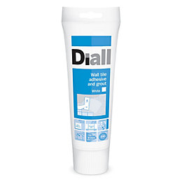 Diall Ready Mixed Wall Tile Adhesive & Grout,