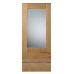 Cooke & Lewis Chesterton Solid Oak Dresser Door