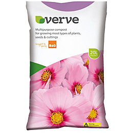 Verve Multi-Purpose Compost 20L