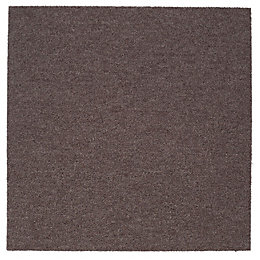 Colours Walnut Effect Carpet Tile