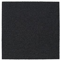 Colours Graphite Carpet Tile